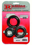 Bearing Kit For #84 Spindle, 1.063-1.375 Double Lip Seal