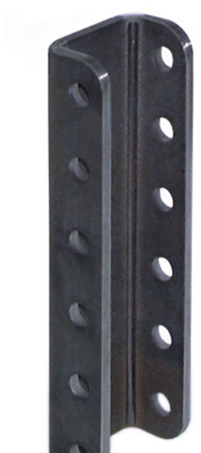"4-Hole Channel Brkt For Adj 5/16"" Coupler, 14K"