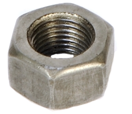 "9/16""-18 Hex Locknut For #91638 & #91635B Shackle Bolts"