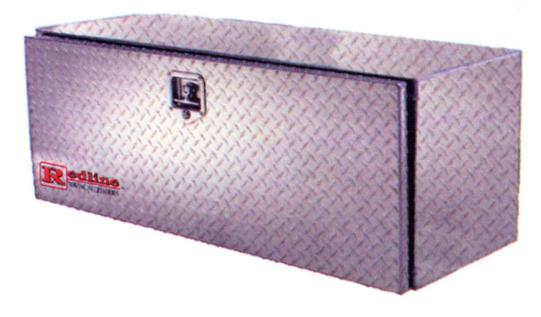 Toolboxes for PU's and Trailers
