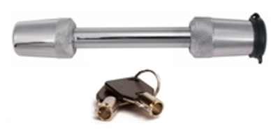 "Locking Hitch Pin, Fits 2"" Receiver With 5/8"" Hole"