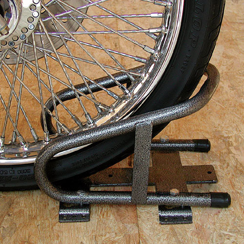 Rack'em Motorcycle Wheel Chock